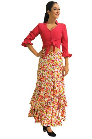 acca5a0ee Faldas Flamencas – Flamenco Molina