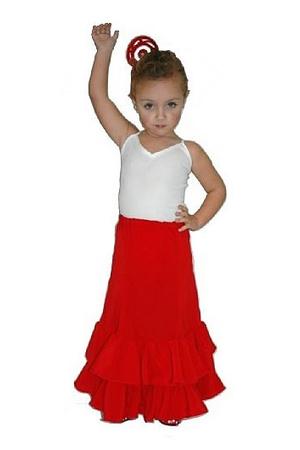 355cc7813 Faldas de Baile Flamenco para Niña – Flamenco Molina