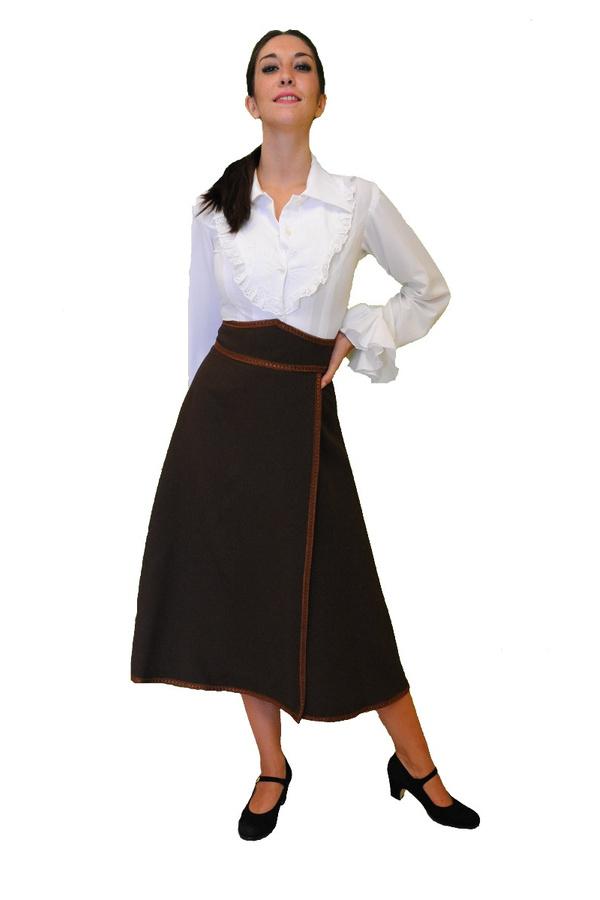 Falda cordobesa for Modelo cordobesa
